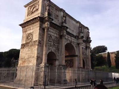 コンスタンティヌスの凱旋門の画像 p1_12