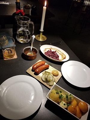 ミッケラーのレストラン(1)